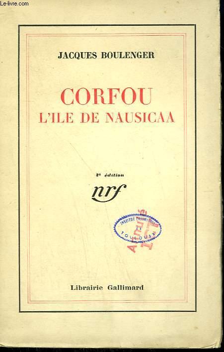 CORFOU. L'ILE DE NAUSICAA.