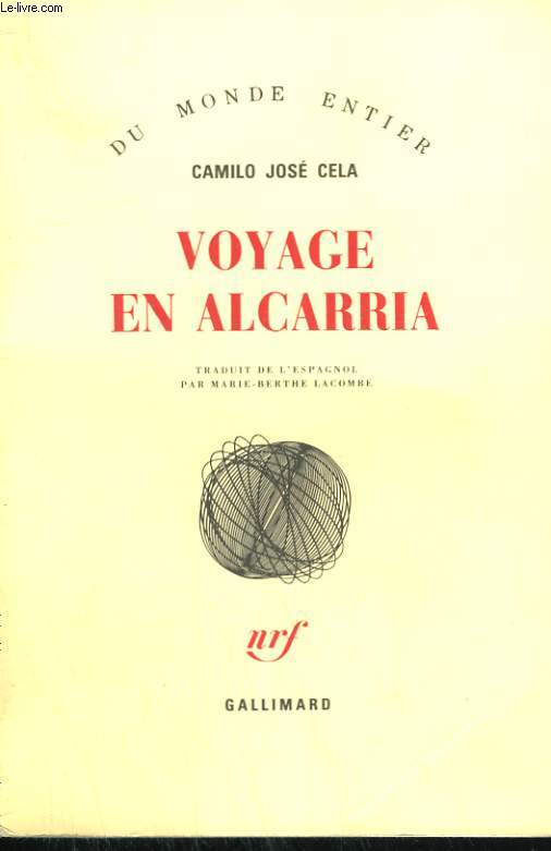VOYAGE EN ALCARRIA.