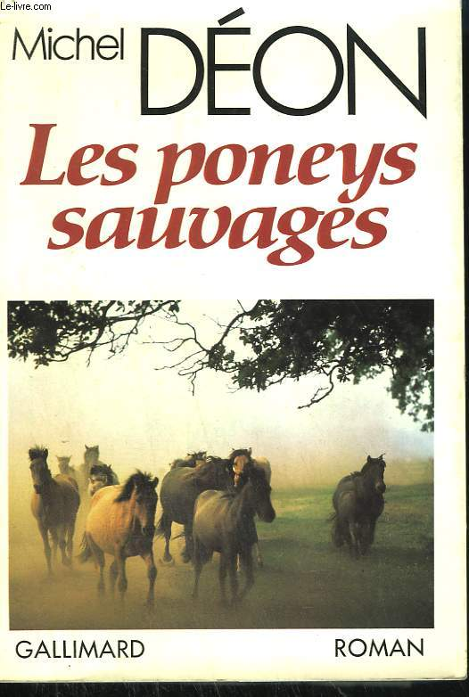 LES PONEYS SAUVAGES.