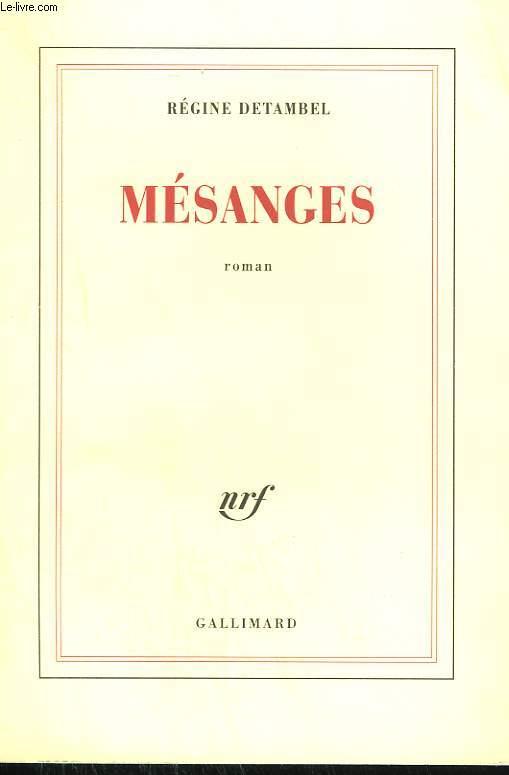 MESANGES.