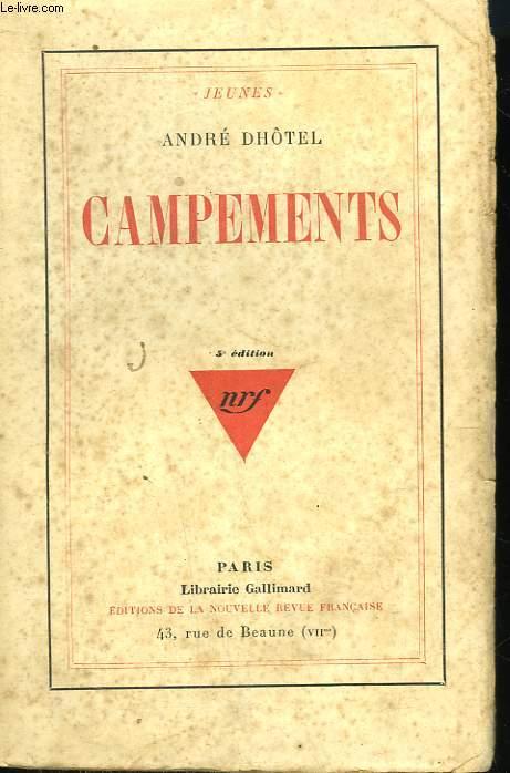 CAMPEMENTS.