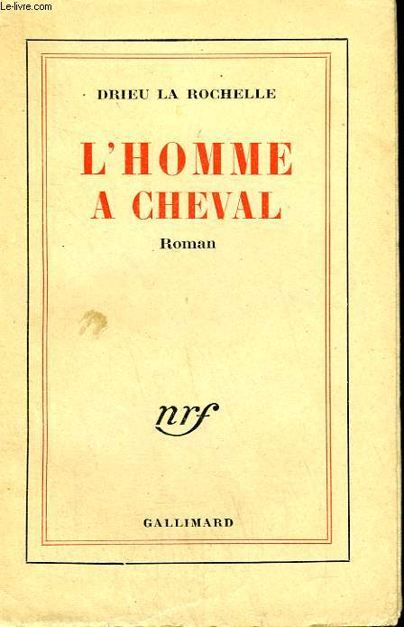 L'HOMME A CHEVAL.