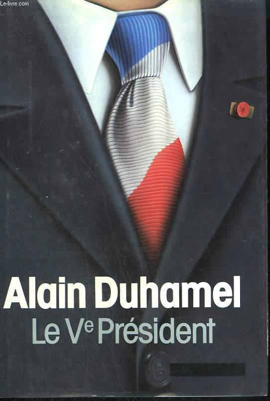 LE Ve PRESIDENT.