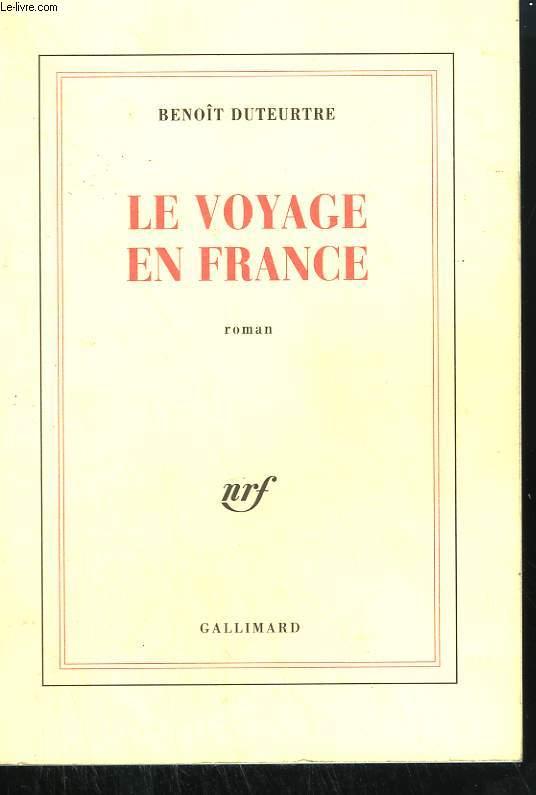 LE VOYAGE EN FRANCE.