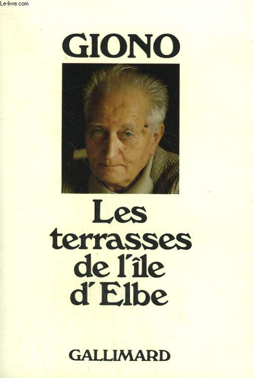 LES TERRASSES DE L'ILE D'ELBE.