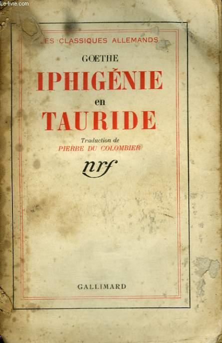 femininity in goethes iphigenia in tauris essay