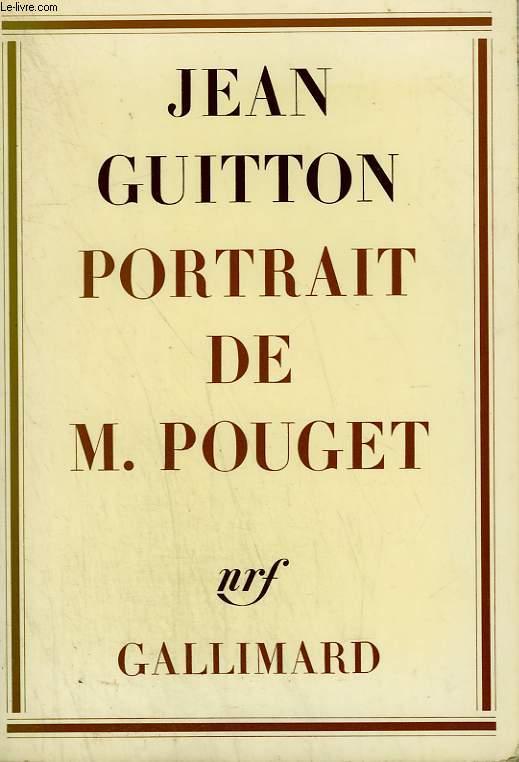 PORTRAIT DE M. POUGET.