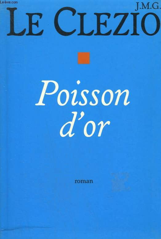 POISSON D'OR.