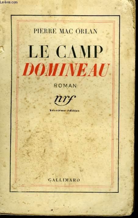 LE CAMP DOMINEAU.