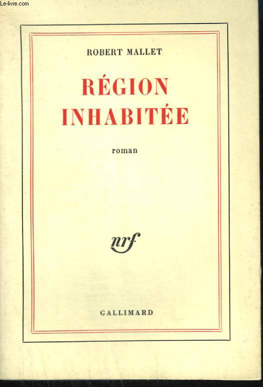 REGION INHABITEE.