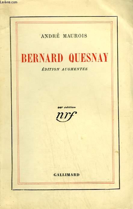 BERNARD QUESNAY.
