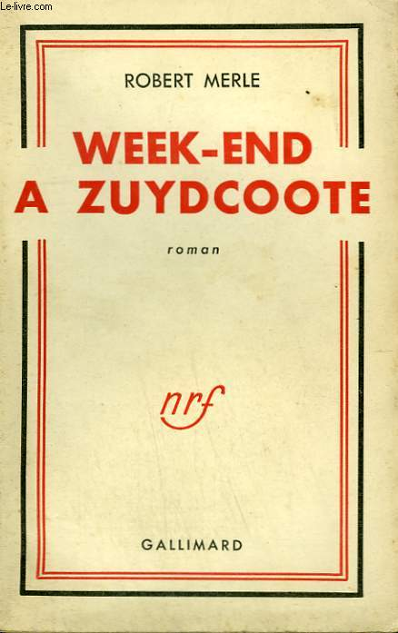 WEEK END A ZUYDCOOTE.