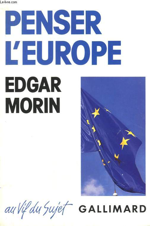 PENSER L'EUROPE.