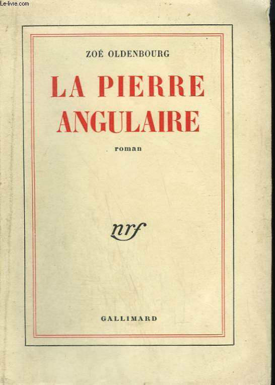 LA PIERRE ANGULAIRE.