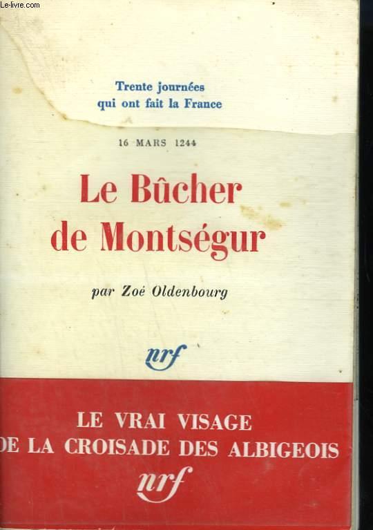 LE BUCHER DE MONTSEGUR.