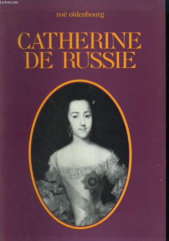 CATHERINE DE RUSSIE.