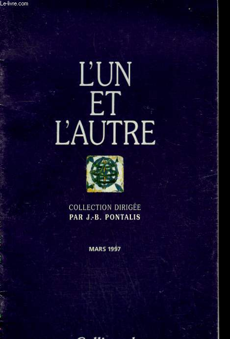 CATALOGUE DE LA COLLECTION L'UN ET L'AUTRE.