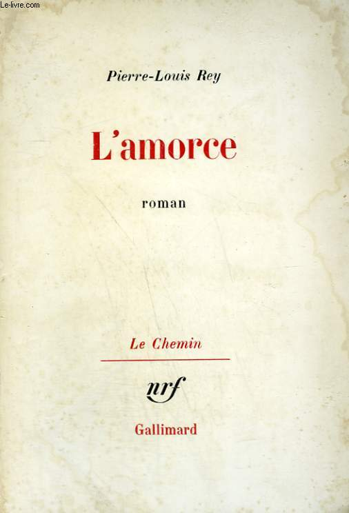 L'AMORCE.
