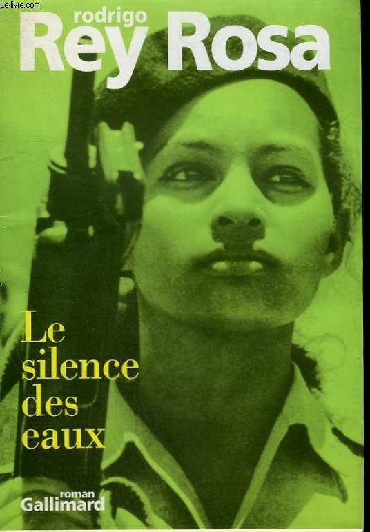 LE SILENCE DES EAUX.