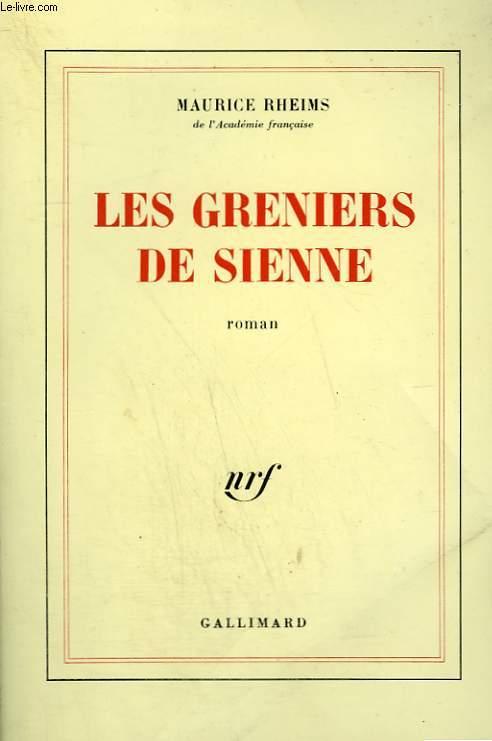 LES GRENIERS DE SIENNE.