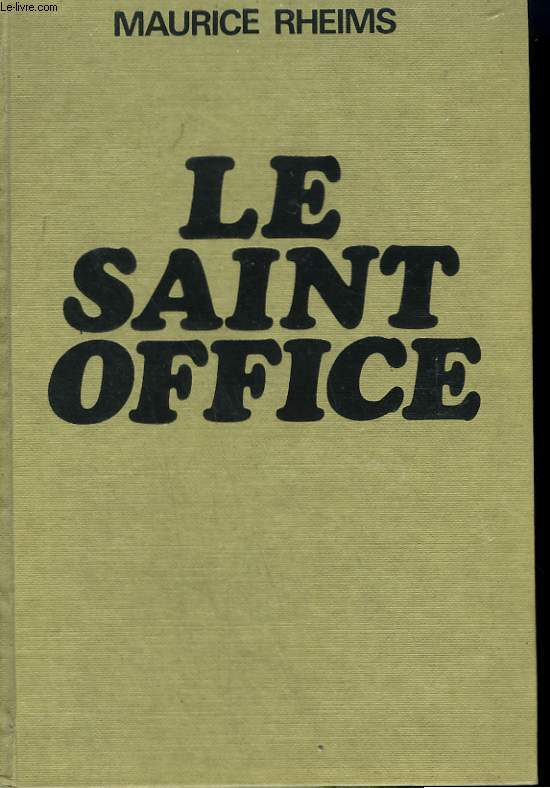 LE SAINT OFFICE.