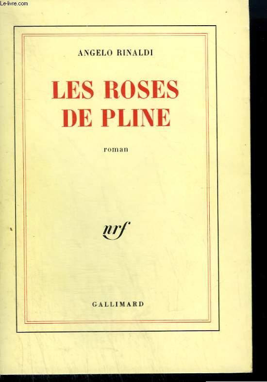 LES ROSES DE PLINE.