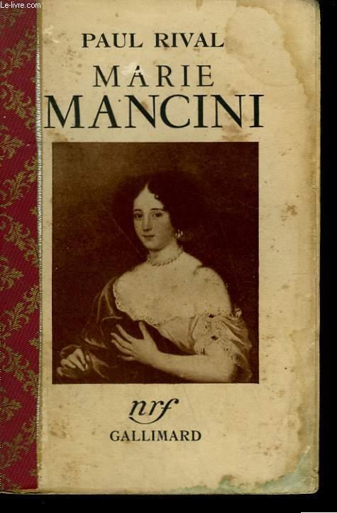 MARIE MANCINI.