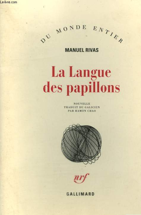 LA LANGUE DES PAPILLONS.