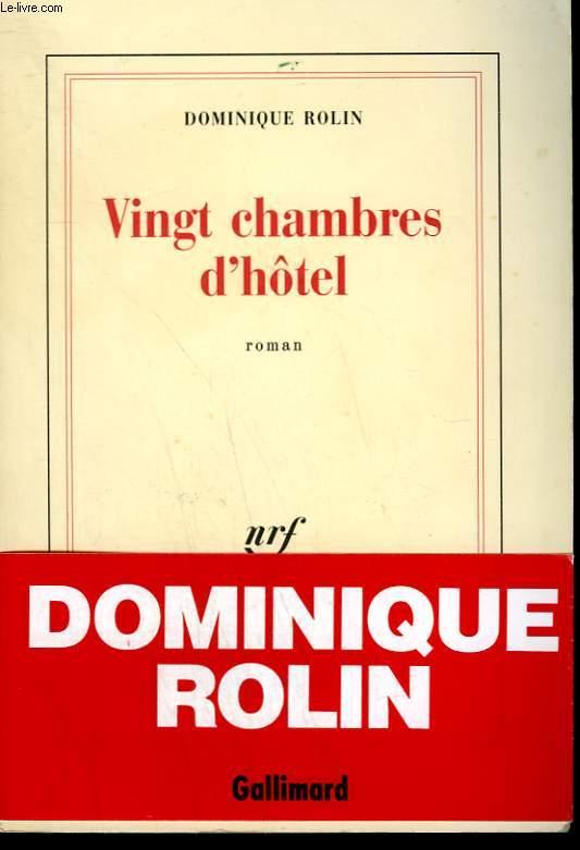 VINGT CHAMBRES D'HOTEL.