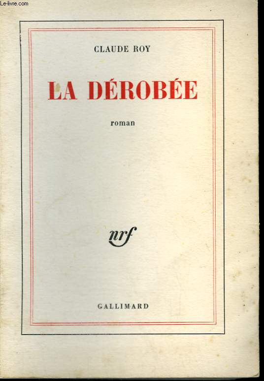 LA DEROBEE.