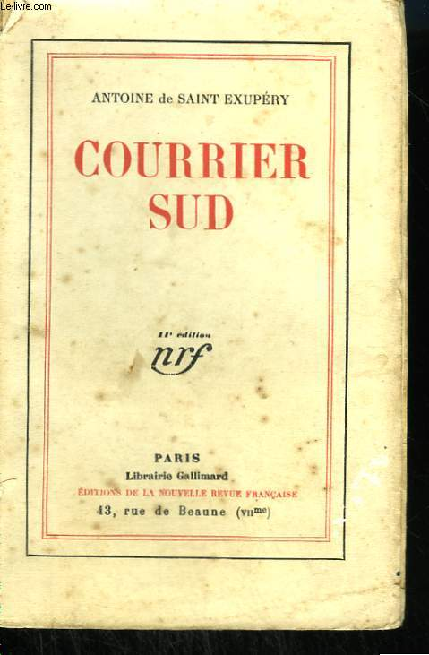 COURRIER SUD.