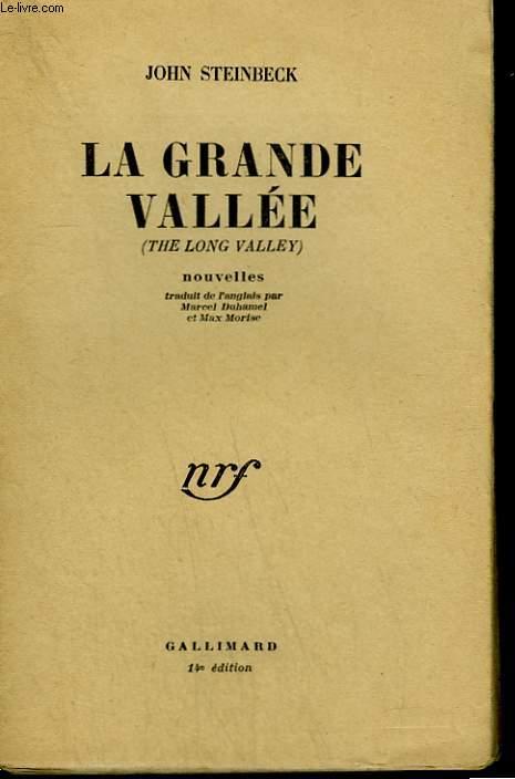 LA GRANDE VALLEE. ( THE LONG VALLEY ) .
