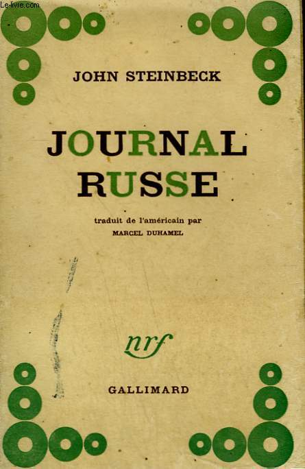 JOURNAL RUSSE.
