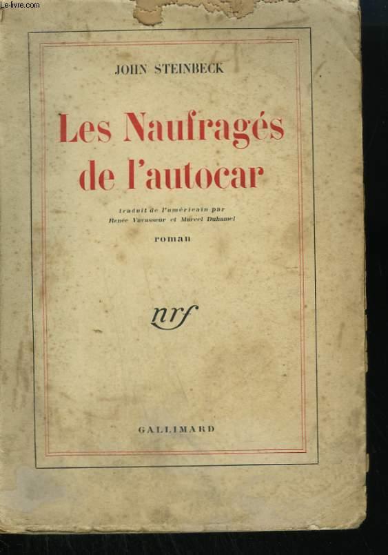 LES NAUFRAGES DE L'AUTOCAR. ( WAYWARD BUS ).