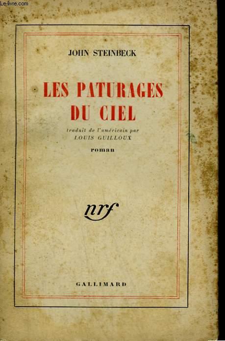 LES PATURAGES DU CIEL. ( PASTURES OF HEAVEN ) .