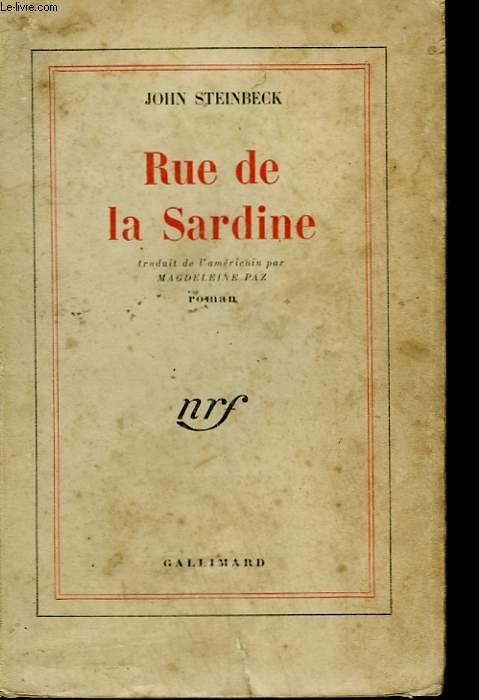 RUE DE LA SARDINE.