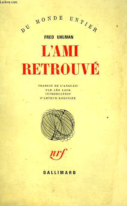 L'AMI RETROUVE.