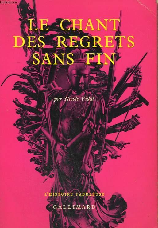 LE CHANT DES REGRETS SANS FIN. ( YANG KOUEI-FEI ).