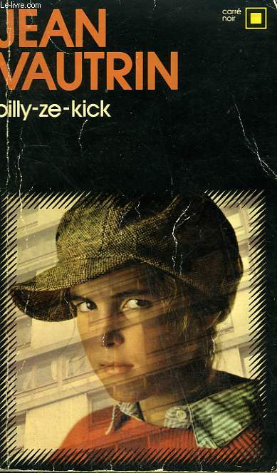 BILLY - ZE - KICK. COLLECTION : CARRE NOIR N° 202