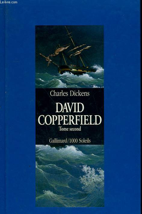 DAVID COPPERFIELD. TOME 2 . COLLECTION : 1 000 SOLEILS.