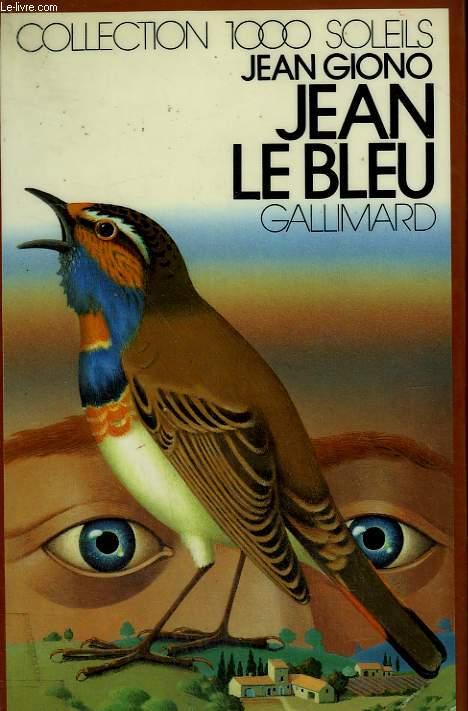 JEAN LE BLEU. COLLECTION : 1 000 SOLEILS.