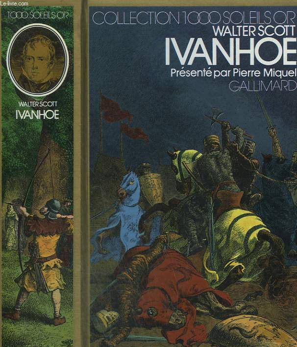 IVANHOE. COLLECTION : 1 000 SOLEILS OR.