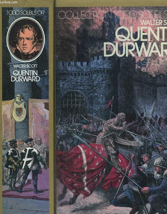 Quentin durward. collection : 1 000 soleils or.
