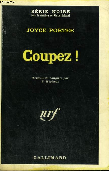 COUPEZ ! COLLECTION : SERIE NOIRE N° 1167