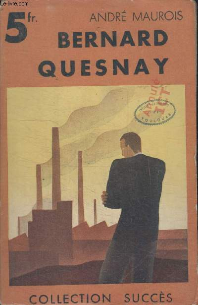 COLLECTION SUCCES  N°6 BERNARD QUESNAY.