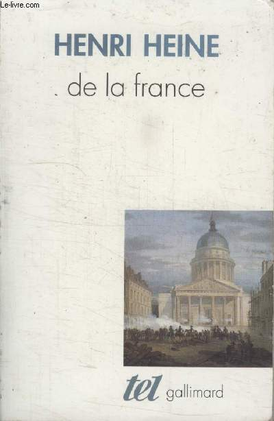 COLLECTION TEL N° 234. DE LA FRANCE.