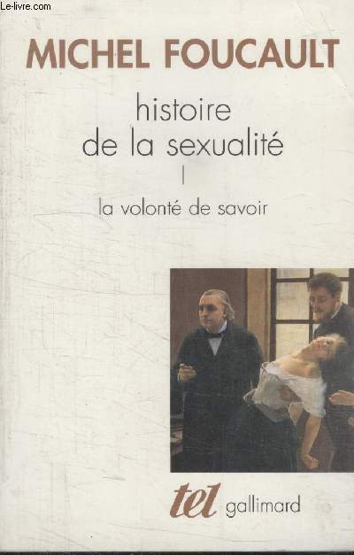 COLLECTION  TEL N°  248. HISTOIRE DE LA SEXUALITE 1.