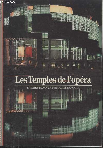 COLLECTION DECOUVERTES GALLIMARD N° 77. LES TEMPLES DE LOPERA.