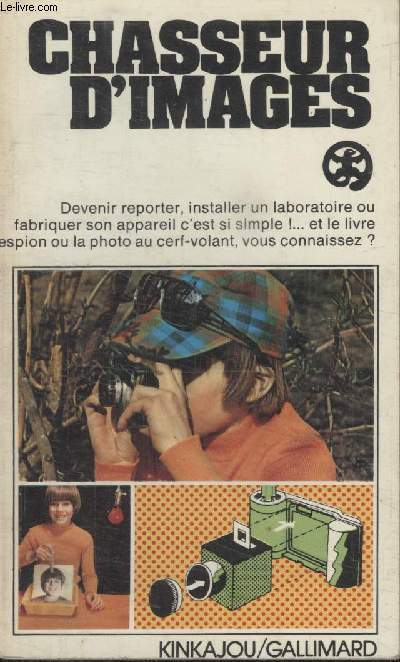 COLLECTION KINKAJOU N° 5. CHASSEUR DIMAGES.