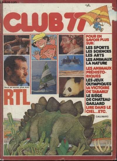 CLUB 77 POUR EN SAVOIR PLUS SUR LES SPORTS LES SCIENCES LES ARTS LES ANIMAUX ...